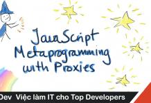 Tìm hiểu về Meta programming trong Javascript