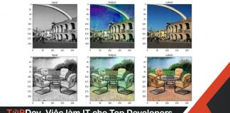 tô màu ảnh với mạng Deep Learning