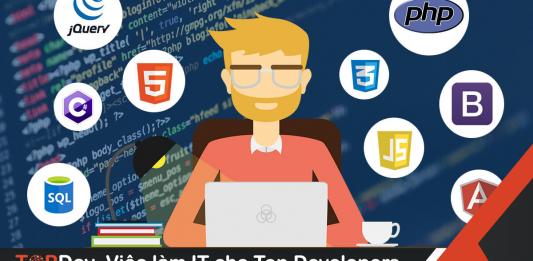 trở thành Fullstack Web Developer