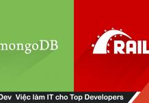 Cách sử dụng MongoDB trong Rails app