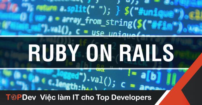 Mẫu bảng công việc lập trình Ruby on Rails