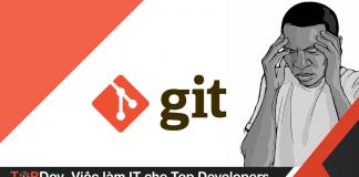Bí kíp khi phạm sai lầm với Git