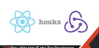sự khác nhau giữaReduxvàReact Hooks