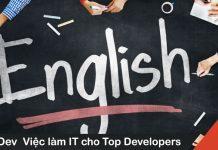 Tiếng Anh dành cho lập trình viên