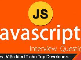 lập trình viên javascript