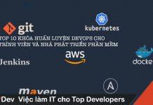 Top 10 khóa huấn luyện DevOps cho lập trình viên và nhà phát triển phần mềm