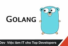 Mô tả công việc lập trình Golang mức lương hấp dẫn