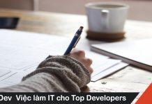 cách trở thành 1 kỹ sư phần mềm thực tập