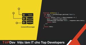 Sử dụng localStorage trên website như thế nào