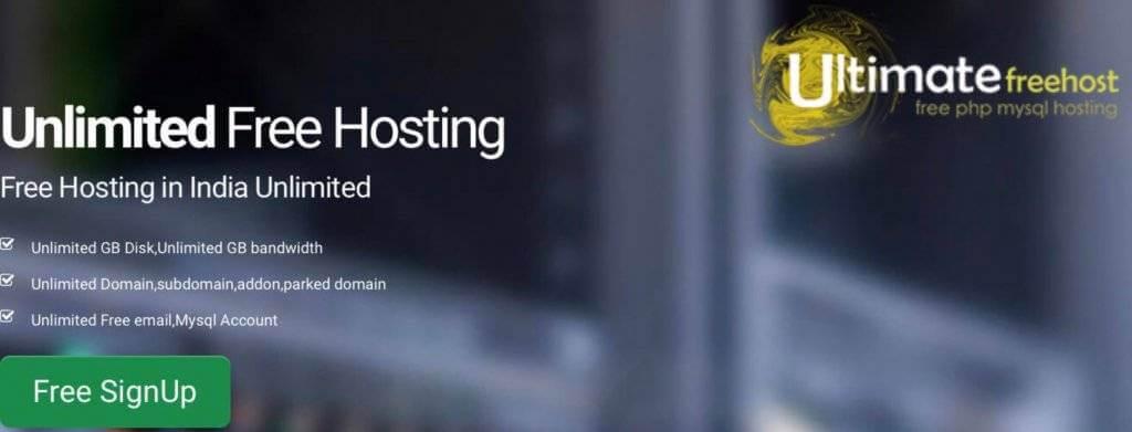 13 web hosting miễn phí dành cho lập trình viên13 web hosting miễn phí dành cho lập trình viên