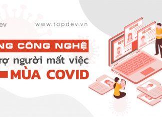 Công nghệ trợ giúp kết nối doanh nghiệp với người mất việc vì Covid