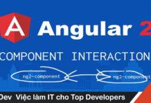 Cùng tìm hiểu về Component trong Angular