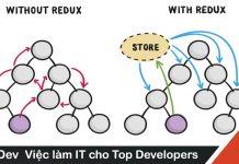 Làm việc với Redux trong ứng dụng lớn