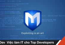 Kỹ thuật khai thác lỗ hổng bảo mật Web trên Metasploit Framework (P1)