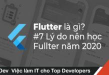 Flutter - 5 lý do vì sao bạn muốn học nó