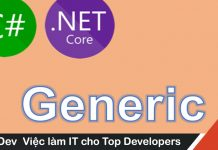 Khi nào thì sử dụng Generics trong TypeScript