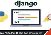 Crawl data với Selenium Django PostgreSQL