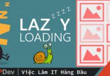 """Kiến thức về """"Lazy-loading images"""" mà bạn cần biết"""