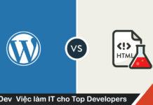 So sánh lợi hại giữa Wordpress vs Static site