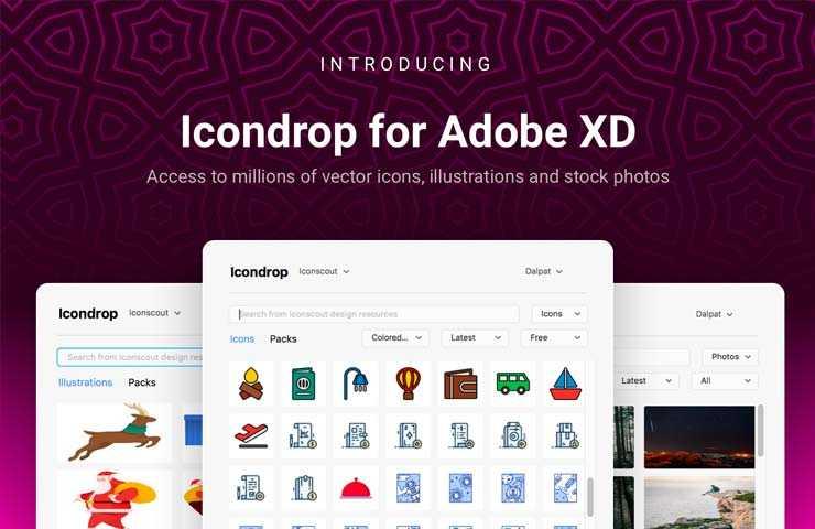 12 plugin nên dùng trong Adobe XD