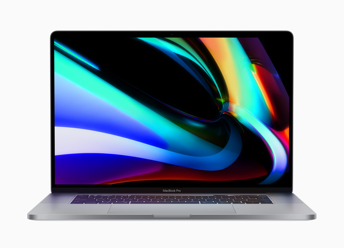 Laptop lập trình Custom 16‑inch MacBook Pro – Space Gray