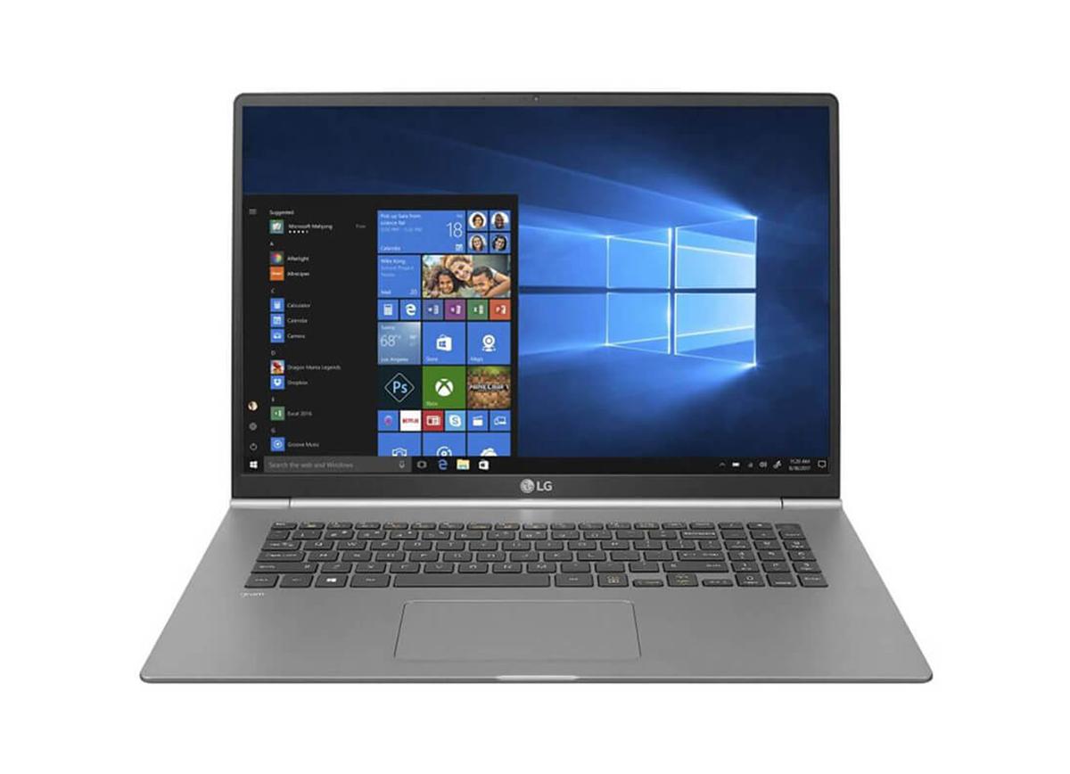 Laptop lập trình LG Gram 17Z990