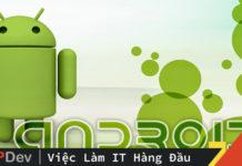 Cách tạo Điện thoại giả Lập trong Android Studio