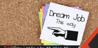 Làm gì để có được một công việc tốt sau khi tốt nghiệp
