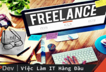 Tôi đã kiếm tiền bằng việc freelancer ở đâu?