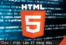 Định dạng chuẩn và quy ước viết code trong HTML5