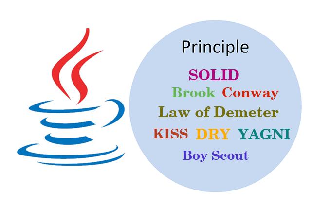 Một số nguyên tắc, định luật trong lập trình
