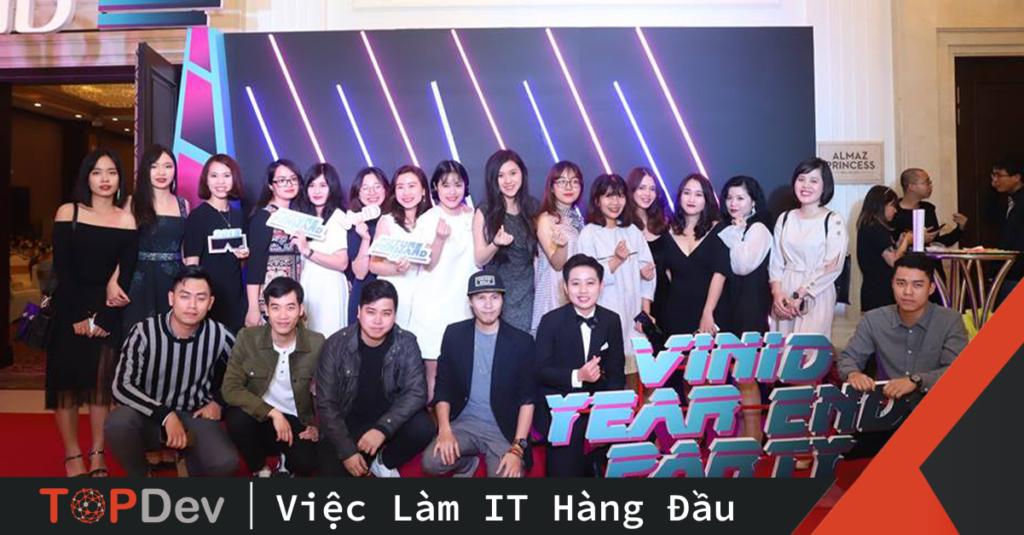 """Trở thành """"mảnh ghép"""" tài năng của VinID – Cơ hội lớn cho lập trình viên phát triển sự nghiệp"""