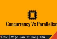 Đồng thời (Concurrency) và song song (Parallelism) khác nhau như thế nào?