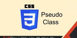Pseudo-Class trong CSS