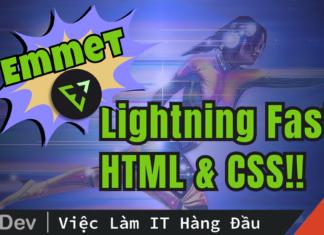 Emmet trong HTML CSS