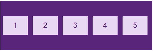 Sử dụng bố cục trang Flexbox trong CSS