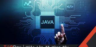 Một số câu hỏi hay gặp khi phỏng vấn vị trí lập trình Java