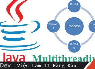 Lập trình đa luồng trong Java (Java Multi-threading)