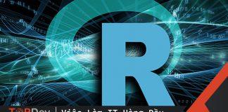 Tổng quan về ngôn ngữ R, cài đặt R trên Windows và Linux
