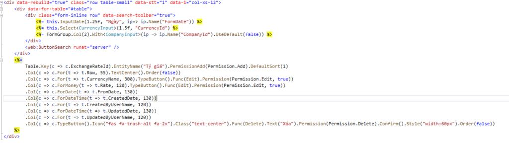 Tại sao code của tôi thường ngắn gọn như vậy