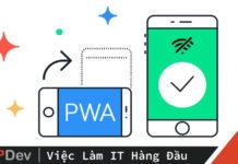 Làm Progressive Web App cho người mới
