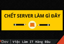 Chết server, làm gì đây?