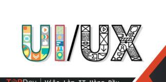 Lập trình viên có cần biết về UI/UX