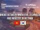 Cơ hội trải nghiệm môi trường làm việc tại top 6 công ty công nghệ Hàn Quốc cho các lập trình viên Việt