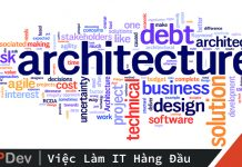 Đâu là điểm khác biệt giữa Solution Architect và Software Architect?