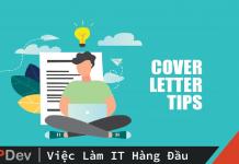 Cover Letter cho Dev