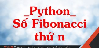 Dãy Fibonacci