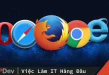 Chém gió: Tại sao tui vẫn thích Firefox