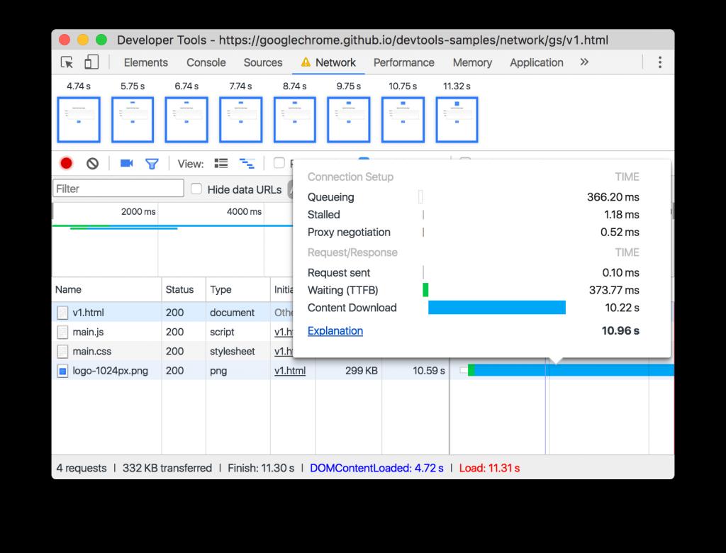 Hướng dẫn kiểm tra performace với Chrome DevTools