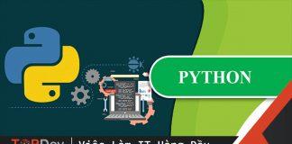 Giới thiệu IDE phổ biến trong lập trình Python